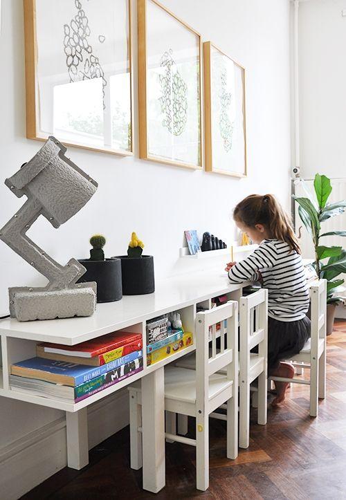 Ikea gadeainteriorismo - Integrar escritorio en salon ...